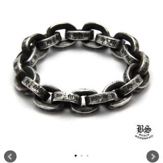 クロムハーツ(Chrome Hearts)のクロムハーツ  ペーパーチェーンリング(リング(指輪))