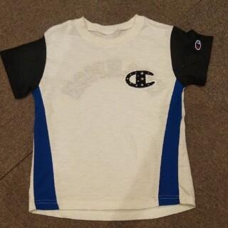 チャンピオン(Champion)のチャンピオンのワッペンTシャツ(Tシャツ/カットソー)