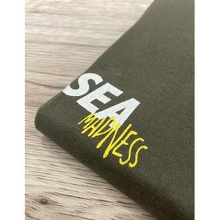SEA - 【Lサイズ】ウィンダンシー Tシャツ 半袖 tシャツ WINDANDSEA