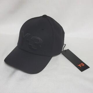 ワイスリー(Y-3)のY―3  ロゴキャップ ブラック GK0626(キャップ)