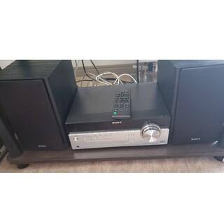 ソニー(SONY)のSONY ホームオーディオシステム CMT-SBT100(スピーカー)