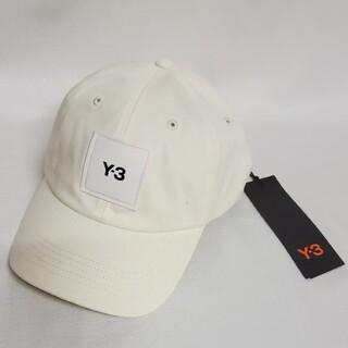 ワイスリー(Y-3)のY―3   ロゴキャップ ホワイト HI5772(キャップ)
