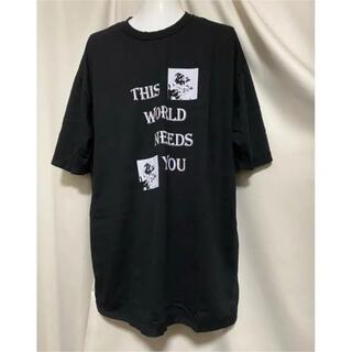 LIAM HMDGES リアムホッジス ポルトガル製 オーバーサイズTシャツ