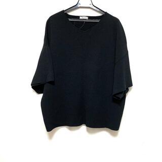 アドーア(ADORE)のアドーア 七分袖セーター サイズ38 M美品 (ニット/セーター)