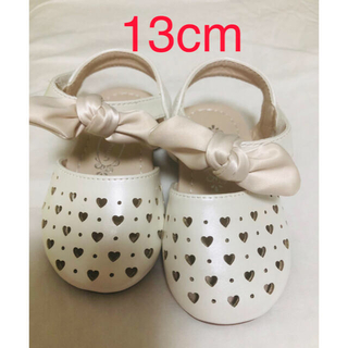 13cm 子供靴 皮靴 ベビーサンダル 女の子