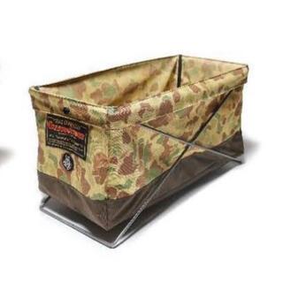 NATAL DESIGN - NATAL DESIGN × RIDE BAG FOLDING BOX LOW