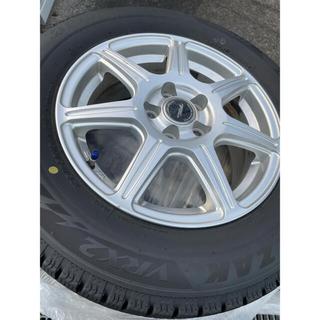 ブリヂストン(BRIDGESTONE)のブリジストン スタッドレス VRX2 ホイール付きタイヤ4本(タイヤ・ホイールセット)