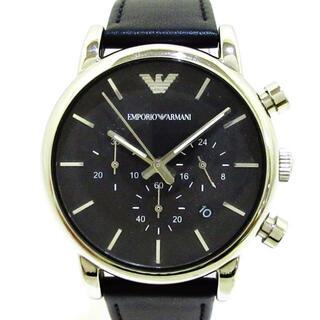 エンポリオアルマーニ(Emporio Armani)のアルマーニ 腕時計美品  - AR-1733 メンズ(その他)