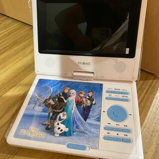 Disney - アナ雪 DVDプレヤー