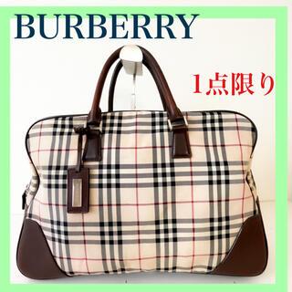 BURBERRY - 【BURBERRY】 ハンドバッグ ビジネスバッグ / 正規品