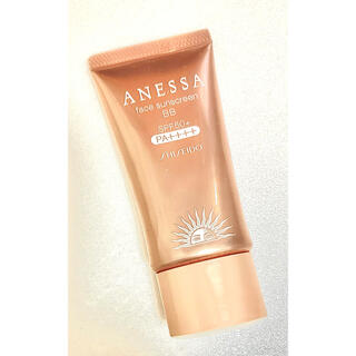 ANESSA - アネッサ フェイス サンスクリーン BB SPF 50+ 顔用 日焼け止め用乳液