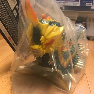 BANDAI - 世界の東宝怪獣 記念像シリーズ ゴジラ 1973 緑の黄金像 東宝 マルサン
