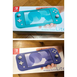 Nintendo Switch - Nintendo Switch Lite 2台