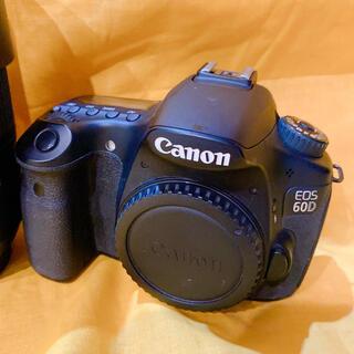 Canon - 本日のみお値下げ❤︎Canon EOS 60D 本体のみ 美品 動作確認済み◎