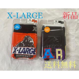 XLARGE - ❣️大人気 X-LARGEド派手ボクサーパンツ‼️お洒落