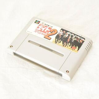 スーパーファミコン(スーパーファミコン)のスーパーファミコン/競馬エイトスペシャル2/30(家庭用ゲームソフト)