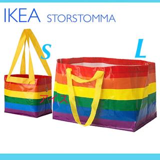 イケア(IKEA)のIKEA イケア バッグ  新商品 2枚セット   エコバッグ(エコバッグ)