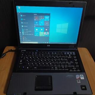 指紋認証搭載 大容量メモリ 4gb 搭載 HP ノートパソコン  オフィス搭載