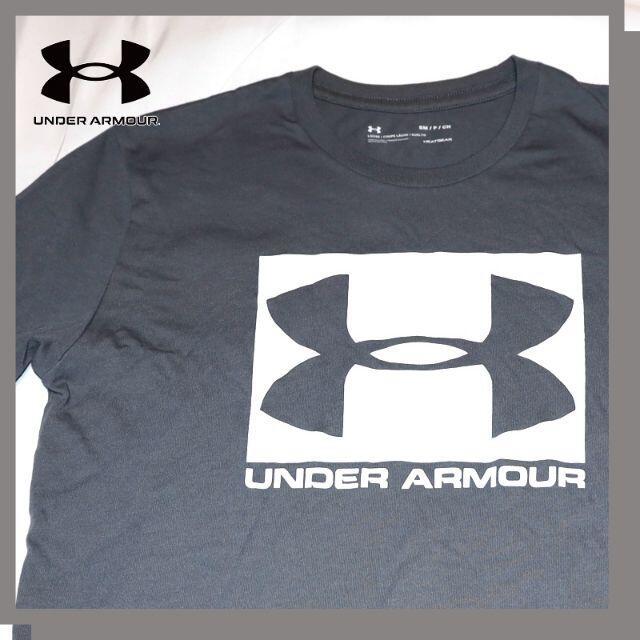 UNDER ARMOUR(アンダーアーマー)のアンダーアーマー Tシャツ(1358569 )男子スポーツスタイル半袖 メンズのトップス(Tシャツ/カットソー(半袖/袖なし))の商品写真