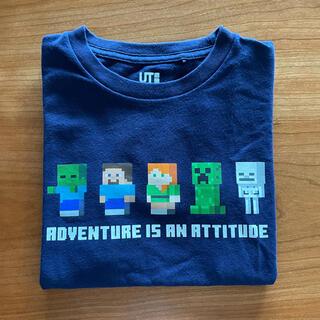 UNIQLO - ユニクロ マイクラ Tシャツ 130サイズ