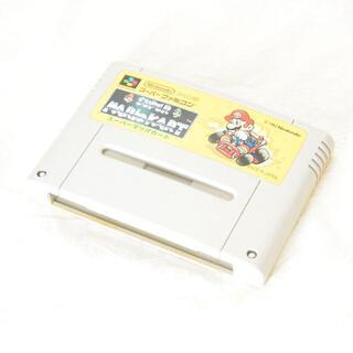 スーパーファミコン(スーパーファミコン)のスーパーファミコン/スーパーマリオカート/31(家庭用ゲームソフト)