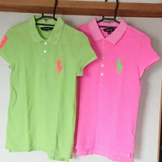 ラルフローレン(Ralph Lauren)のRALPH LAUREN★ポロシャツ2枚セット★サイズ150(Tシャツ/カットソー)