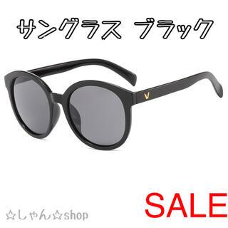 サングラス  韓国  春  夏 紫外線対策 黒 黒縁メガネ 眼鏡 愛の不時着