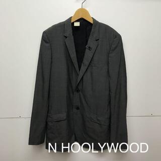 エヌハリウッド(N.HOOLYWOOD)のN HOOLYWOOD  エヌハリウッド テーラード ジャケット(テーラードジャケット)