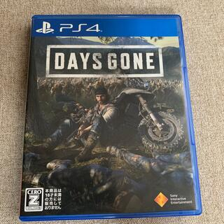 PlayStation4 - DAYS GONE  (デイズ・ゴーン)PS4