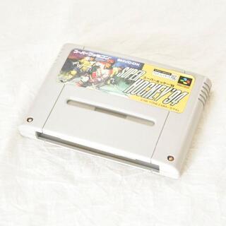 スーパーファミコン(スーパーファミコン)のスーパーファミコン/スーパーホッケー'94/34(家庭用ゲームソフト)