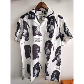 WACKO MARIA - ♥ WACKO MARIA X BASQUIAT♥ Tシャツ シャツ 半袖 L