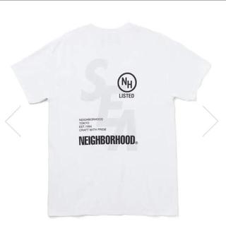 NEIGHBORHOOD - 正規品 wind and sea neighborhood Tシャツ 白 M
