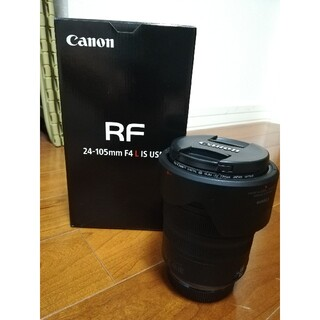 Canon - 【美品】RF24-105mm F4 L IS USM Canon