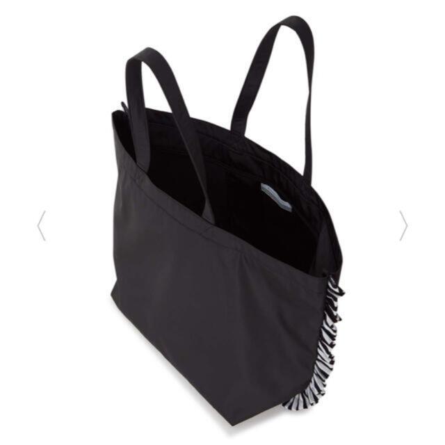 ボーダーズアットバルコニー トートバッグ レディースのバッグ(トートバッグ)の商品写真