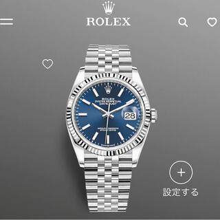 ROLEX - ロレックス  デイトジャスト 126234 ブルー