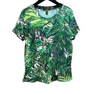 ルイヴィトン(LOUIS VUITTON)のルイ・ヴィトン LOUIS VUITTON スパンコールTシャツ 半袖【中古】(Tシャツ(半袖/袖なし))