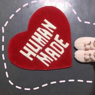 HUMAN MADEハートカーペットマット(