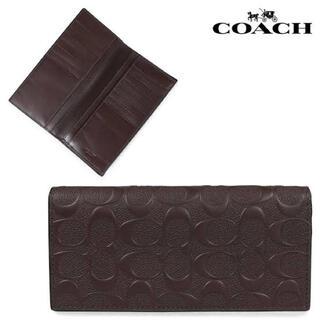 コーチ(COACH)の【COACH】長財布(長財布)