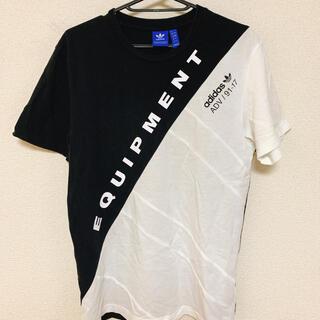 adidas - 【アディダス】メンズ Tシャツ Lサイズ EQUIPMENT