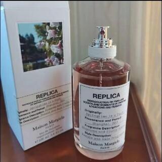 マルタンマルジェラ(Maison Martin Margiela)のメゾンマルジェラ レプリカ プロムナードインザガーデン 100ml 香水(ユニセックス)