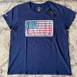 ラルフローレン(Ralph Lauren)のラルフローレンTシャツ紺色(Tシャツ(半袖/袖なし))