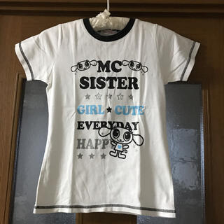 エムシーシスター(Mc Sister)のmc sister Tシャツ(Tシャツ/カットソー)