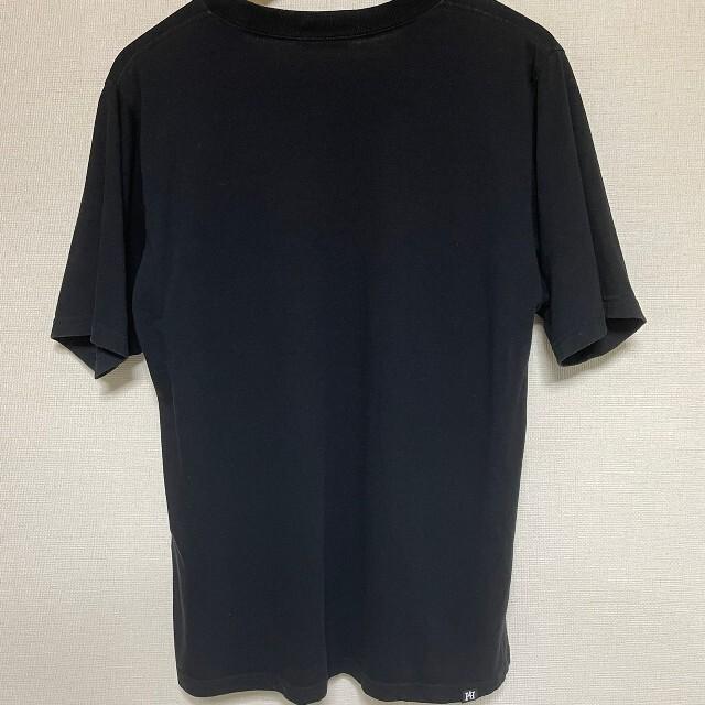 HYSTERIC GLAMOUR(ヒステリックグラマー)のヒステリックグラマー Tシャツ 黒 Mサイズ メンズのトップス(Tシャツ/カットソー(半袖/袖なし))の商品写真