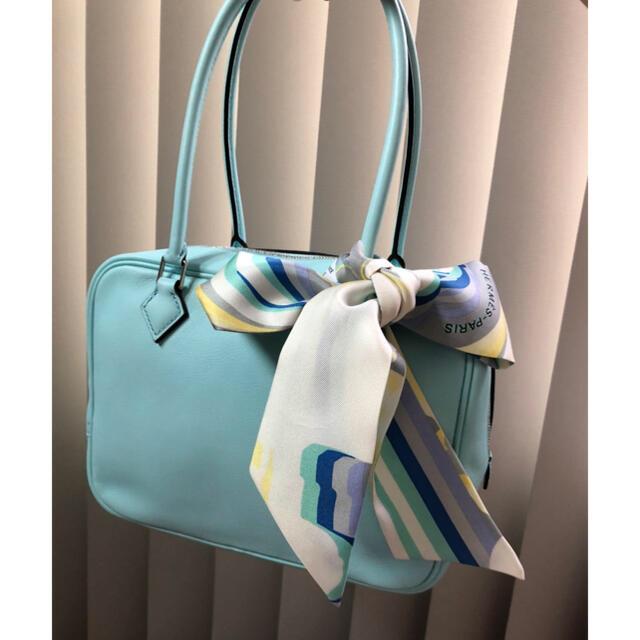 Hermes(エルメス)の新品未使用同様エルメス正規品ミニプリュム20♡ご専用品サントノレ様 レディースのバッグ(ショルダーバッグ)の商品写真