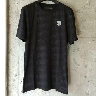 ハイドロゲン(HYDROGEN)のHYDROGEN   ハイドロゲン  Tシャツ  ブラック  L(Tシャツ/カットソー(半袖/袖なし))