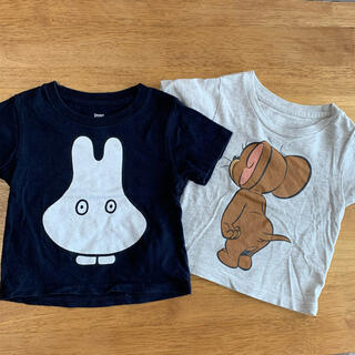 Design Tshirts Store graniph - グラニフTシャツ2枚セット