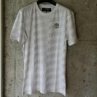 ハイドロゲン(HYDROGEN)のHYDROGEN  ハイドロゲン  Tシャツ  ホワイト  M(Tシャツ/カットソー(半袖/袖なし))