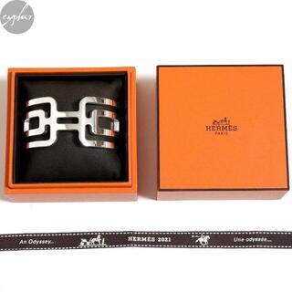 エルメス(Hermes)の21SS エルメス Arcane ブレスレット PM LG新品バングル シルバー(ブレスレット)