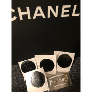 シャネル(CHANEL)のCHANEL シール 5枚セット(シール)