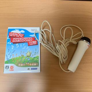 Wii - Wii カラオケ JOYSOUND wii マイク セット